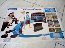 Games console tv