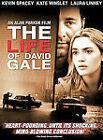 The Life of David Gale (DVD, 2003, Full Frame)