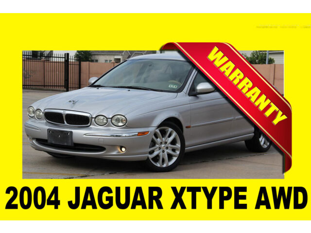 2004 Jaguar X-Type  For Sale