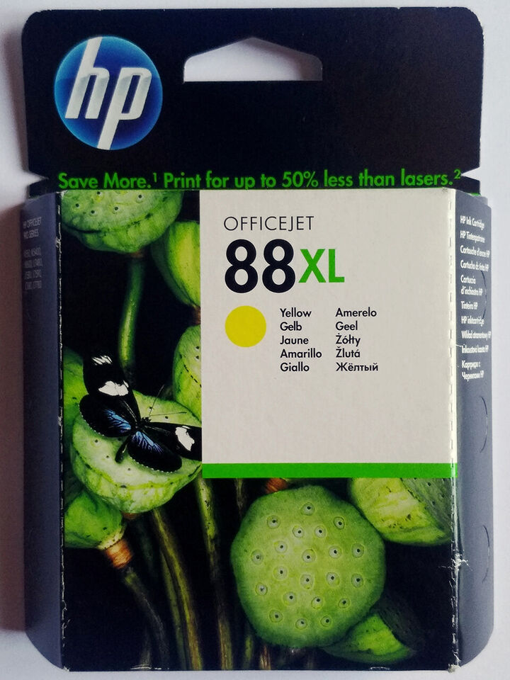 Cartucce Stampante HP OfficeJet 88xl colorate 3