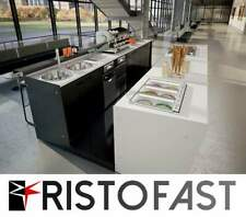 Banco bar completo RISTOFAST linea START UP