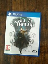 CALL OF CHTULHU PS4 ITA Play Station 4 Howard Lovecraft