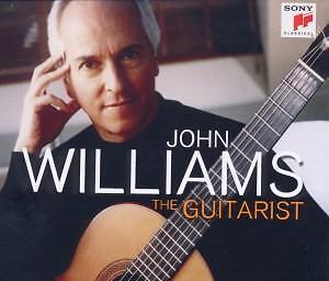 John Williams-The Guitarist von John Williams (2011) - Deutschland - John Williams-The Guitarist von John Williams (2011) - Deutschland