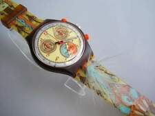 "Swatch chrono SCG 100""Dancing Feathers""1995 Nuovo"