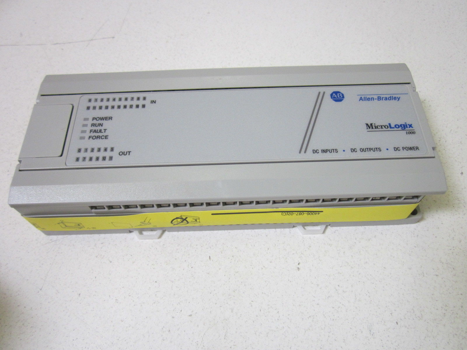 Allen-Bradley 1761L32BBB Industrial Control System   eBay