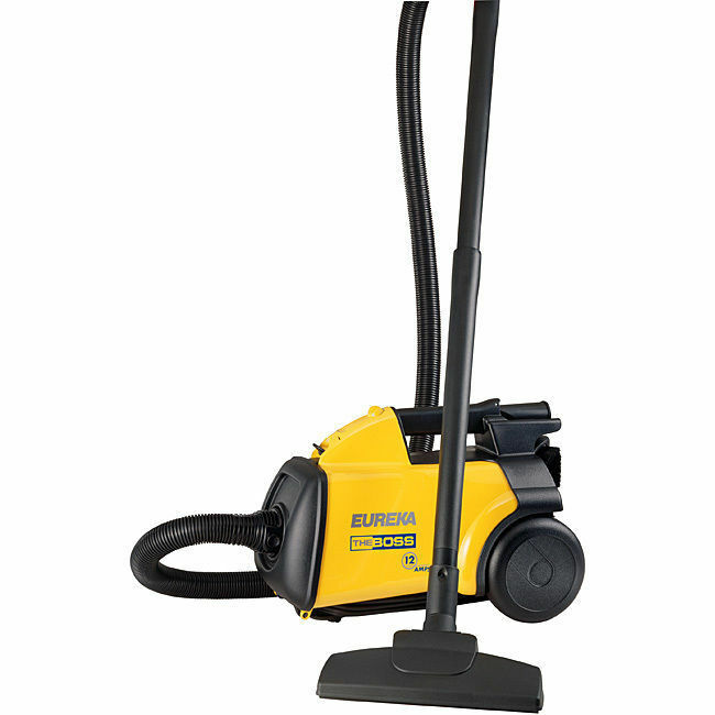 top 5 eureka canister vacuum cleaners