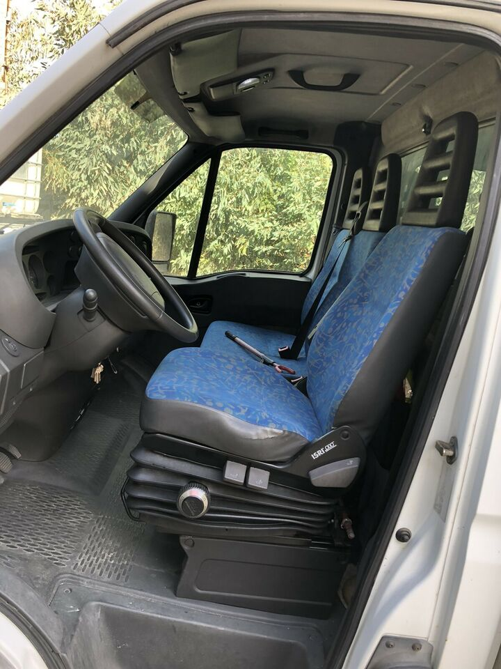 Vendo furgone Iveco 35C13 porta kg 1800 3