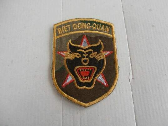 Arvn south vietnam army ranger corps special force