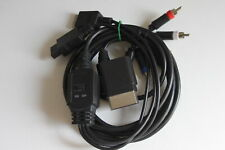 Cavo 5 in 1 Av Component Wii Sony PS3 PS2 PS1 Xbox 360