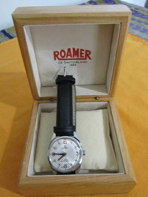 Roamer mov.fhf st96 a carica manuale- 3