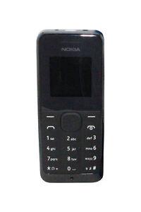 41c1c92dd9222 Nokia 105 - Black (Unlocked) Cellular Phone for sale online