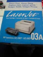 Hewlett packard toner cartridge c3903a