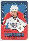 Cory Stillman Not Authenticated Hockey Trading Cards