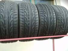 Kit completo di 4 gomme nuove 275/40/18 Dunlop