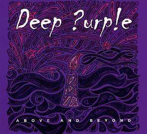 Deep Purple - Above and Beyond +3 (live)  GERMANY MaxiCD im Digipak OVP