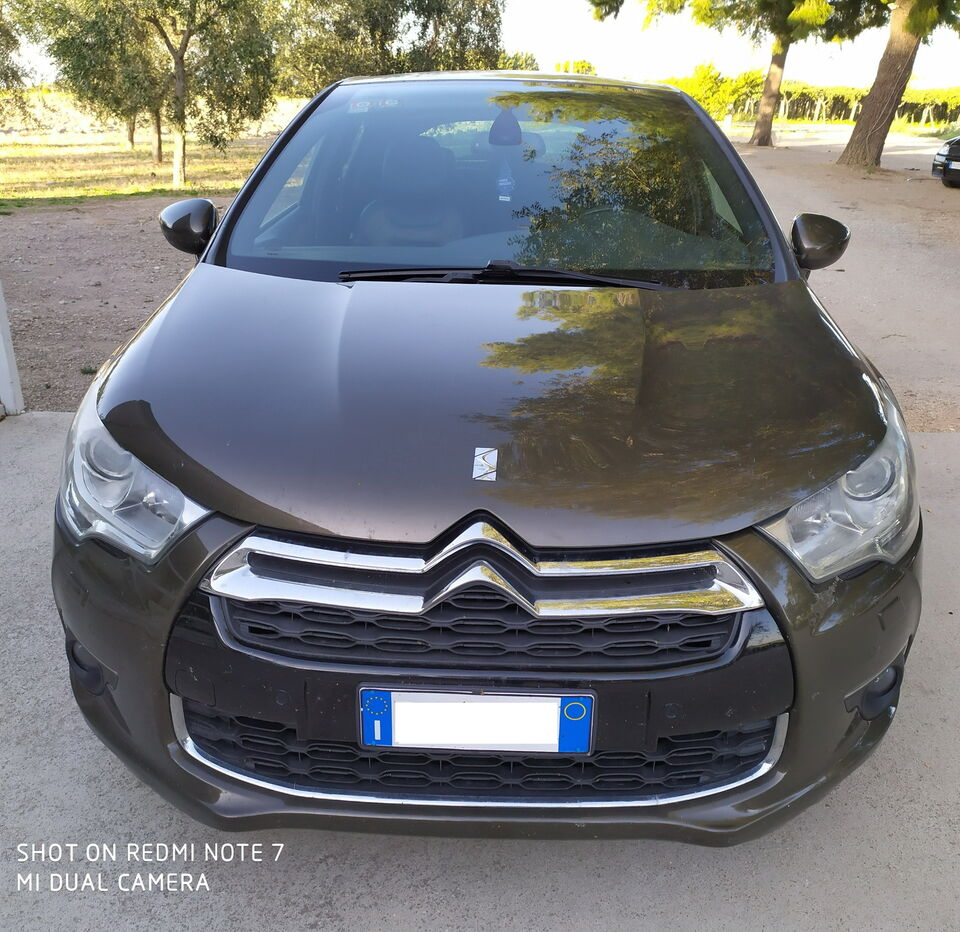 DS4 2.0 HDi 160 Sport Chic