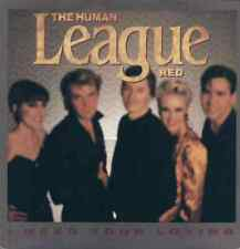 The human league red - i need your loving 12''