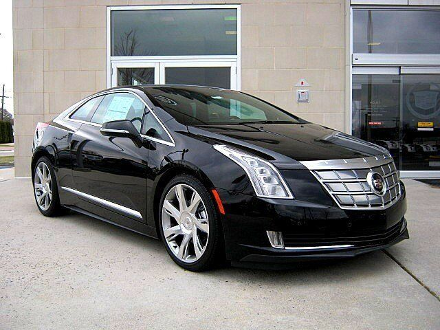 Cadillac : Other Hybrid-electric New Coupe 1.4L NAV AUTOMATIC COLLISION PREPARATION BLACK RAVEN