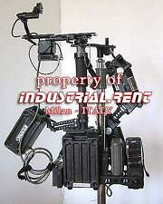 STEADICAM professionale CP IIIA + Accessori + Wireless FOLLOW FOCUS
