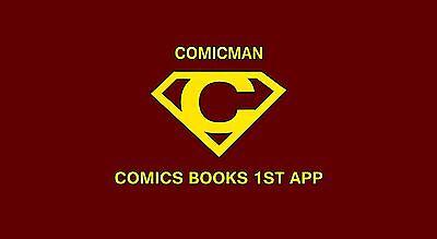 comicmancomicsbooks1stapp