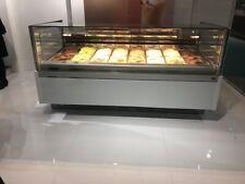 Vetrina gelateria nuova da fiera kt24 di orion prezzo occasione