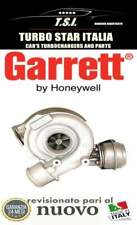 Turbina turbocompressore garrett 454191 bmw 530 730