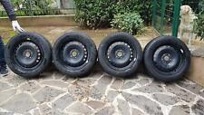 Cerchioni con pneumatici invernali