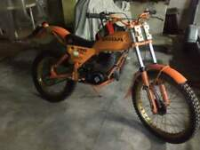 Vendo moto, Ossa trial Orange 250 cc.