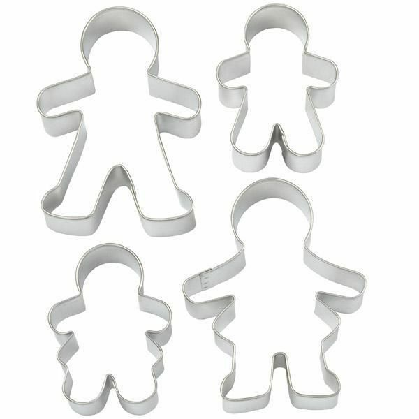 Christmas Cookie Cutter Sets