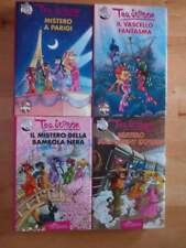 Libri di Tea e Geronimo Stilton