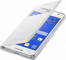 Custodia a Flip con S View Samsung per Galaxy Core 2 - Bianco