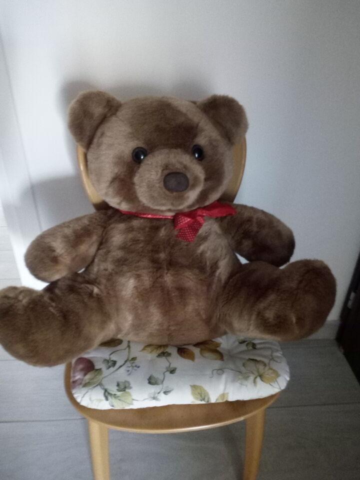 Grande orso di peluches anni 80/90 ganzbros