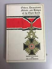 Guida Orders, Decorations, Medals and Badges of the Third Reich
