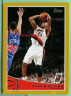 Travis Outlaw Basketball Trading Cards