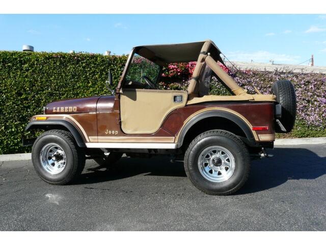 1980 jeep cj5 laredo used jeep cj for sale in ventura california search. Black Bedroom Furniture Sets. Home Design Ideas