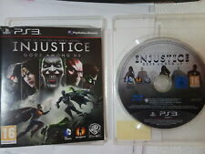 Sony Playstation 3 PS3 Injustice pal ita