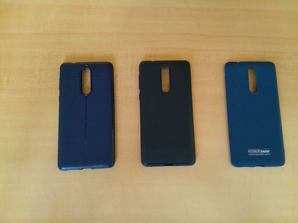 Cover n°3 per nokia 8 o nokia 8 plus