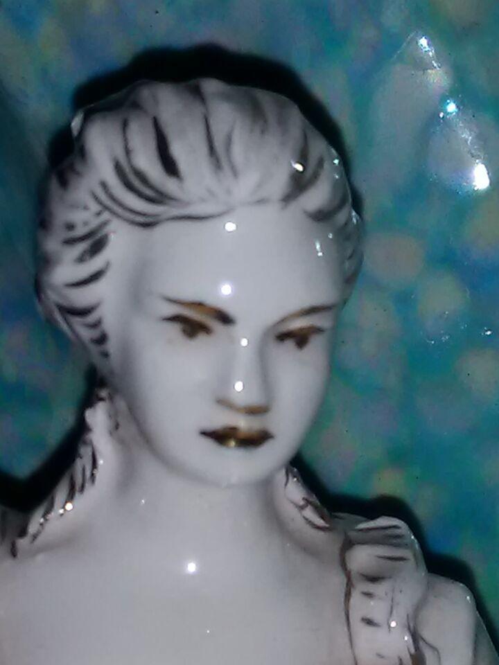 Stupendo lume in ceramica artistica epoca anni 40/50 3