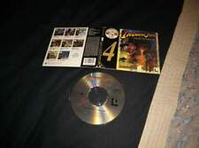 Indiana jones and fate of atlantis pc cd gioco avventura originale