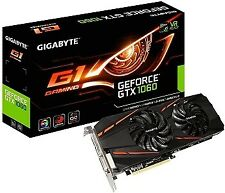 Gigabyte GeForce GTX 1060 G1 Gaming 3GB GDDR5 Graphic Cards