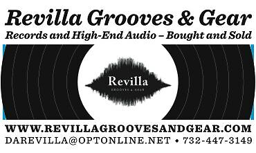 Revilla Grooves and Gear