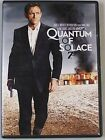 Quantum of Solace (DVD, 2009, Checkpoint; Sensormatic; Widescreen)