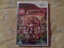 Lego Indiana Jones The original adventures Wii Pal usato