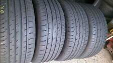Kit di 4 gomme usate estive 235/45/18 Continental