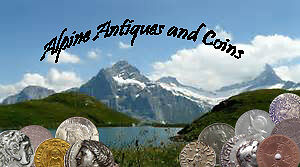 Alpine Antiques and Coins