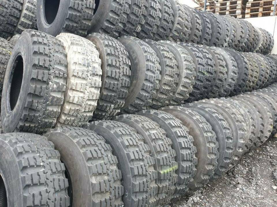 Gomme 12.5 R 20 Continental Military MPT