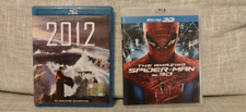 2012 e Spider-Man in 3D in Blu Ray