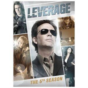 Leverage-The-5th-Season-DVD-2013-4-Disc-Set