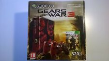 Bundle Xbox 360 Gears of War 3 Red Omen Limited Edition