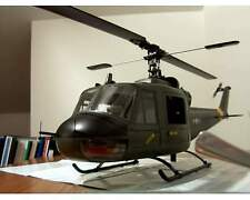 Riproduzione ELICOTTERO cls 30 (elettrico) Bell UH1-Hiroquois